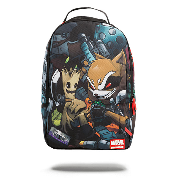 Sprayground Guardians of the Galaxy Stowaways