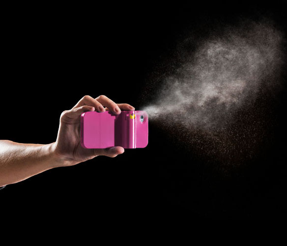 Spraytect Pepper Spray Phone Case