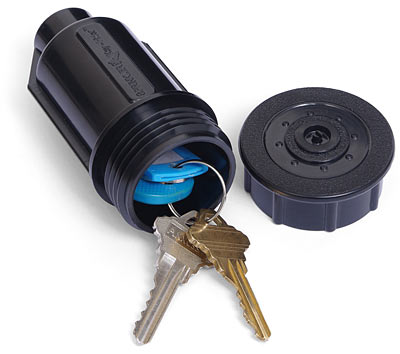 Sprinkler Hide-A-Key