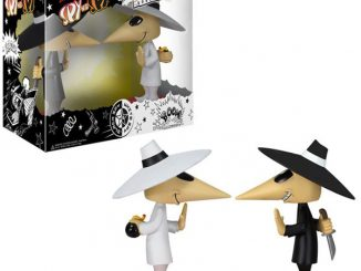 Spy vs Spy Wacky Wobbler