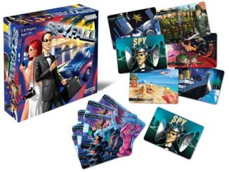 Spyfall Party Card Game