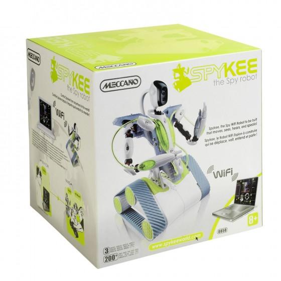 Spykee Spy Robot Box