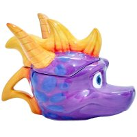 Spyro Molded Coffee Mug