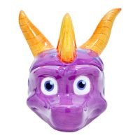 Spyro The Dragon Molded Mug