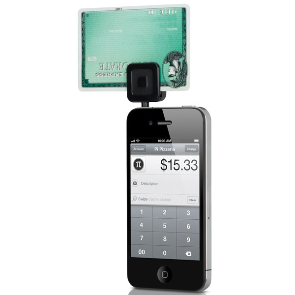 Square Credit Card Reader for Apple Products