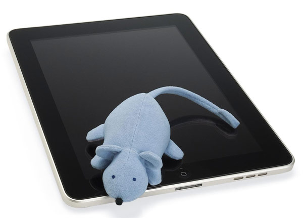 Squeaky Clean Microfiber Mouse Screen Wipe