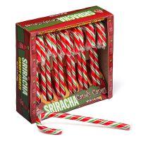 Sriracha Candy Canes