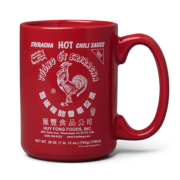 Sriracha Mug