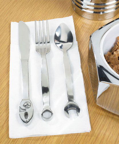 Stainless Steel Wrenchware Set
