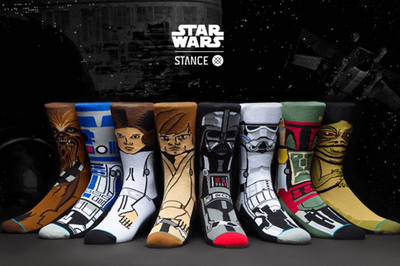 Stance Star Wars Socks