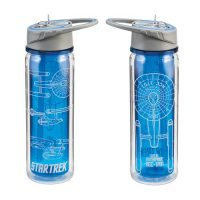 Star Trek 18 oz. Tritan Water Bottle