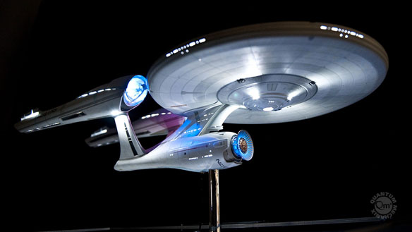 Star Trek 2009 Enterprise Artisan Replica - small