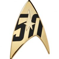 Star Trek 50th Anniversary Pin Set - Starfleet