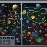 Star Trek 50th Anniversary Risk Family Game