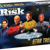 Star Trek 50th Anniversary Risk Game