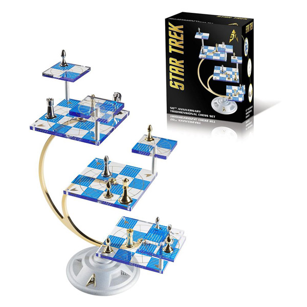 star-trek-50th-anniversary-tridimensional-chess-set