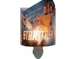Star Trek Acrylic Nightlight