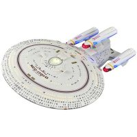 Star Trek All Good Things USS Enterprise-D Ship