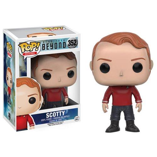 Star Trek Beyond Scotty Pop Vinyl Figure