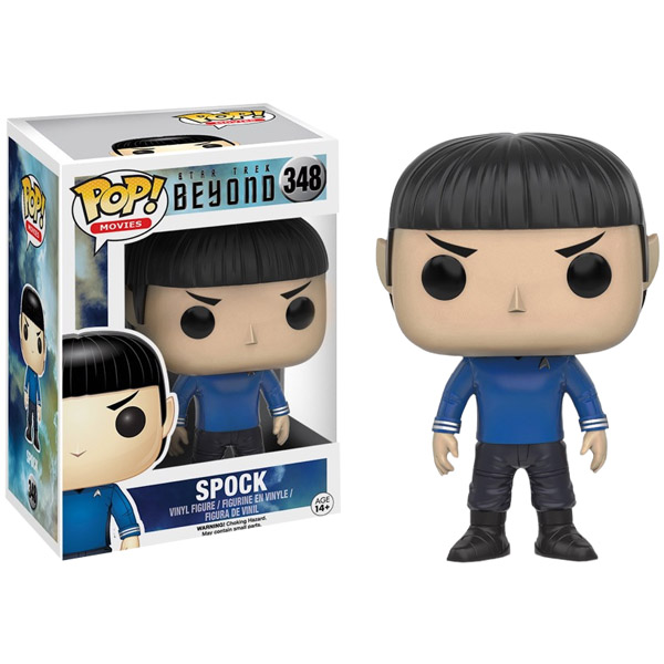 Star Trek Beyond Spock Pop Vinyl Figure