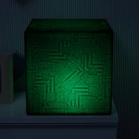 Star Trek Borg Cube Glowing Chair