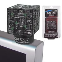Star Trek Borg Cube Monitor Mate