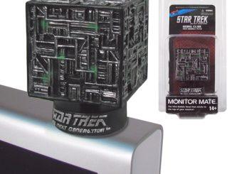Star Trek Borg Cube Monitor Mate