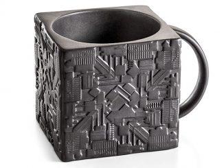 Star Trek Borg Cube Mug