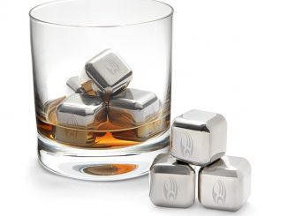 Star Trek Borg Cube Whiskey Chillers