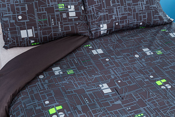 Star Trek Borg Duvet Cover and Pillowcases