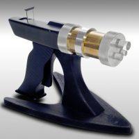 Star Trek Cage Laser Pistol Prop Replica2