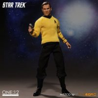 Star Trek Captain Kirk 1-12 Collective Action Figure