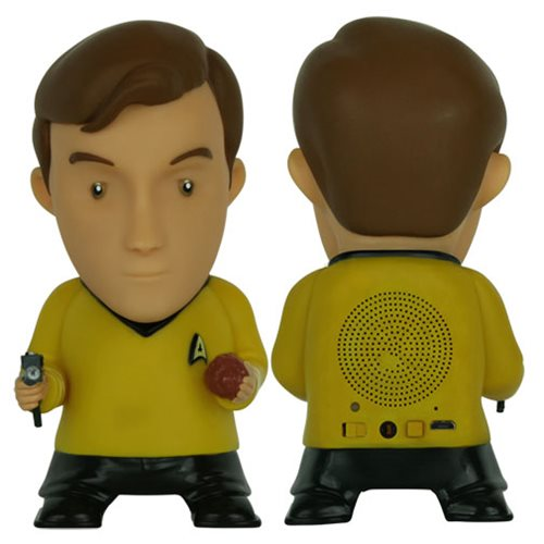 Star Trek Captain Kirk Bluetooth Speaker