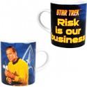 Star Trek Captain Kirk Mug