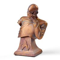 Star Trek Captain Picard Facepalm Bronze Bust