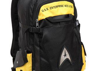 Star Trek Captain's Backpack