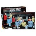Star Trek Cast 1000-Piece Puzzle