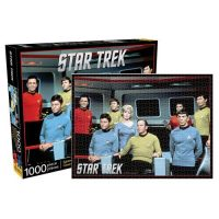 Star Trek Cast 1000-Piece Puzzle