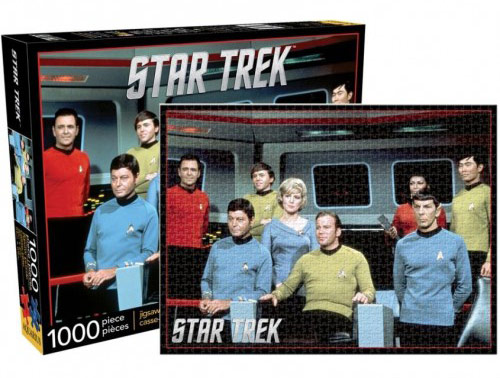 Star Trek Cast Puzzle