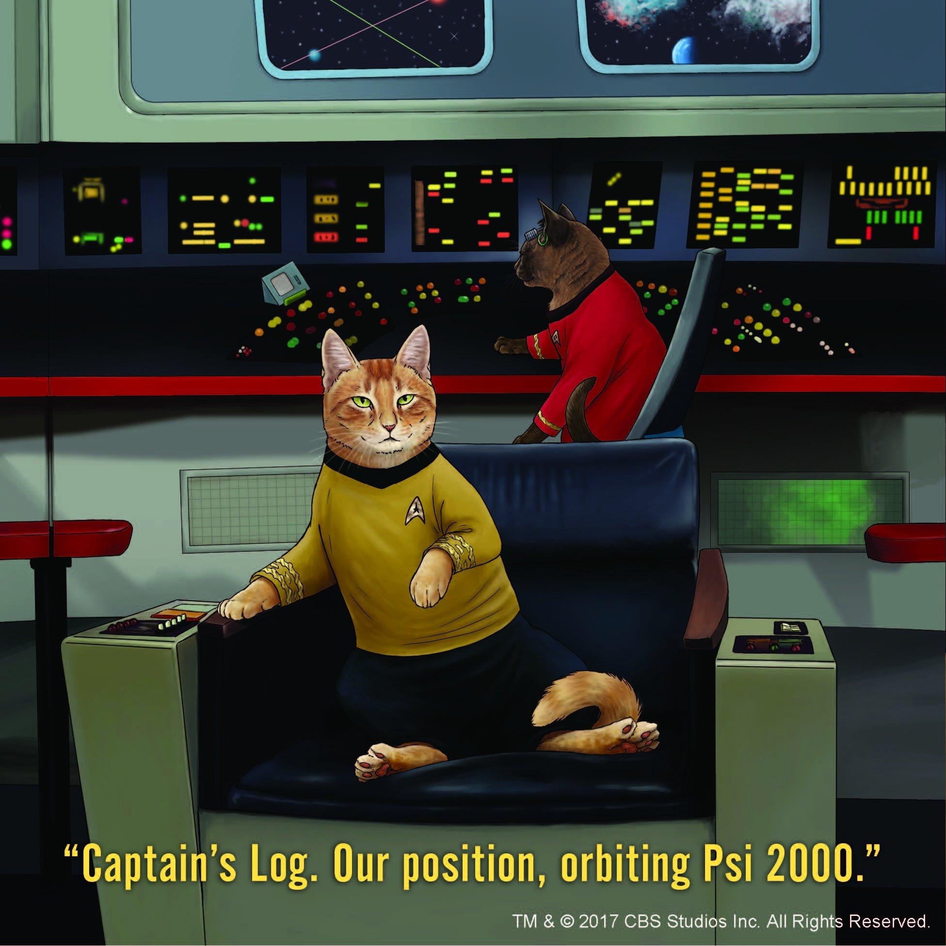 Star Trek uniforms fully explained