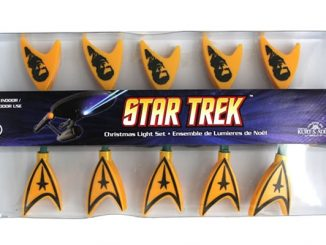 Star Trek Christmas Light Set