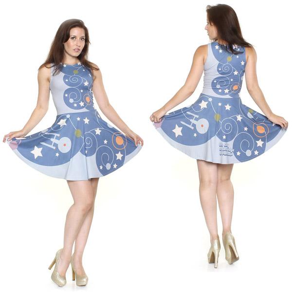 Star Trek City On The Edge Of Forever Fashion Dress