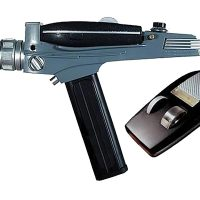 Star Trek Classic Phaser Replica