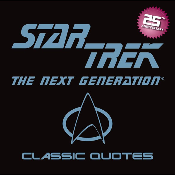 Star Trek Classic Quotes Book