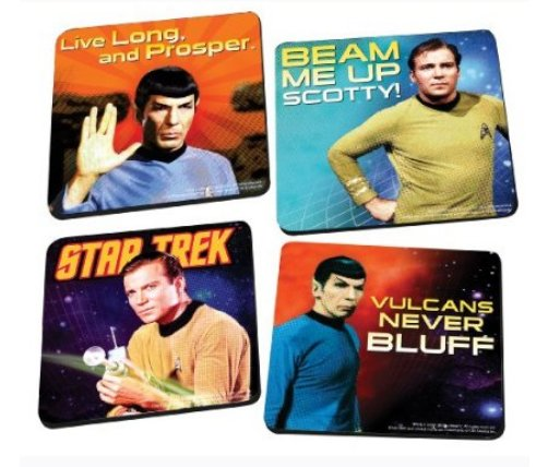 Star Trek Coasters