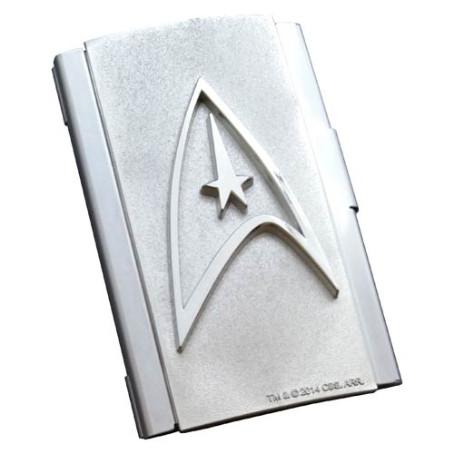 Star Trek Command Business Card Holder