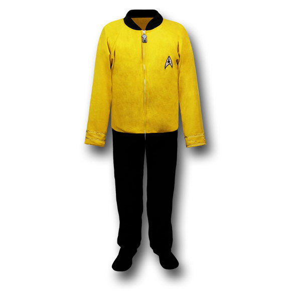 Star-Trek-Command-Uniform-Footed-Pajamas