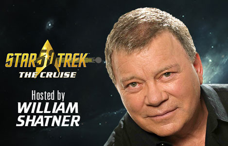 Star Trek Cruise Hosted by William Shatner