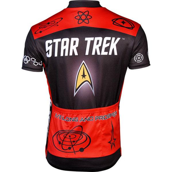 Star Trek Cycle Jersey