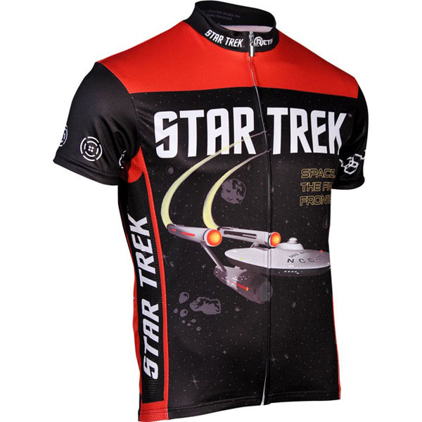 Star Trek Cycle Jerseys